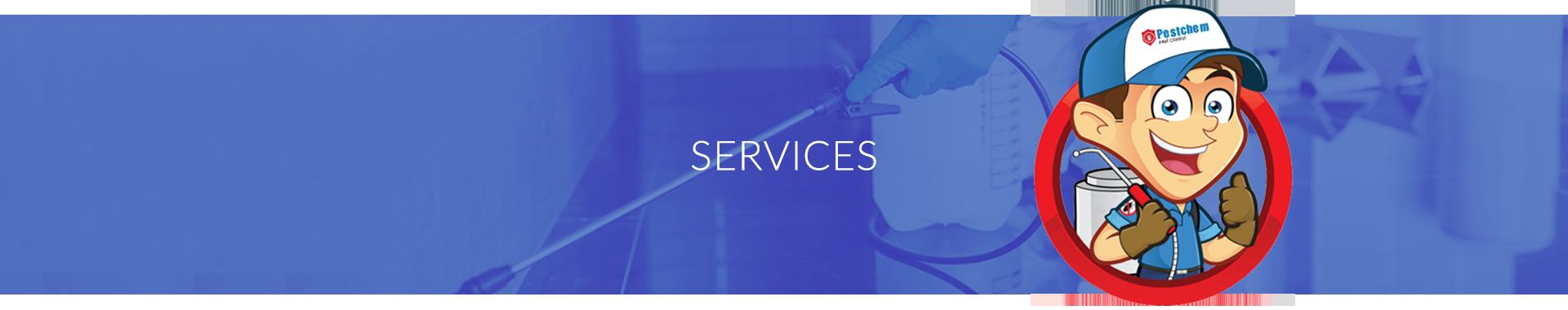 PestChem Services Banner